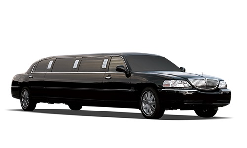 Stretch Limousine (8 or 10 passengers)